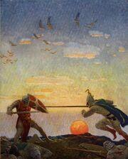 Boys King Arthur - N. C. Wyeth - p306.jpg