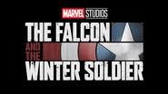 Falcon and Winter Soldier promo logo