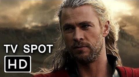 Thor The Dark World TV SPOT - World Is Going Crazy (2013) - Marvel Movie HD