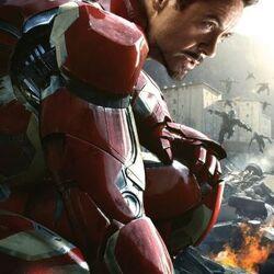 Iron Man characters