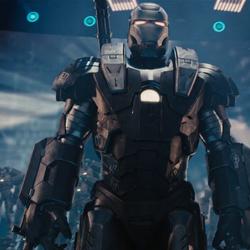 Iron Man 2 characters