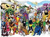Liste aller X-Men Charaktere