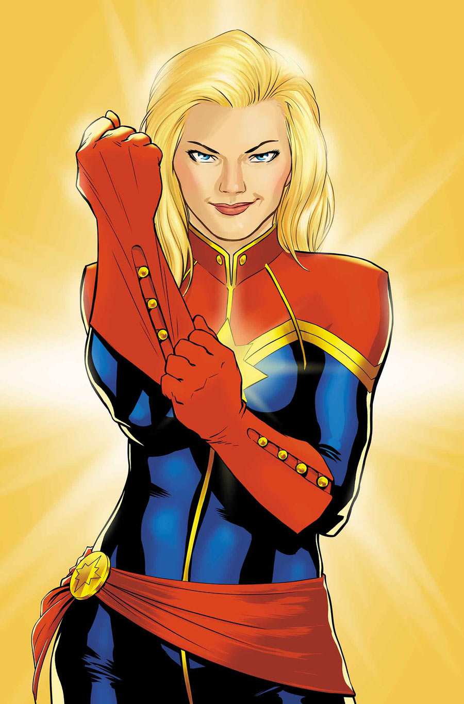Carol Danvers   Marvel Comics Wiki   Fandom