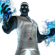 Mister Negative featured
