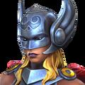 Thor Jane portrait