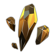 Monsters & Hunters Crystal Shards