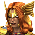 Angela portrait