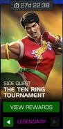 The Ten Ring Tournament tile