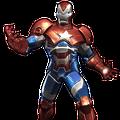 Iron Patriot featured