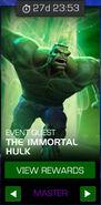 The Immortal Hulk tile