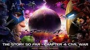The Story so Far Chapter 4 Civil War Marvel Contest of Champions