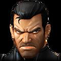 Punisher portrait