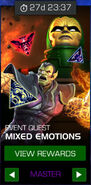 Mixed Emotions tile