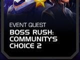 Boss Rush: Community's Choice 2