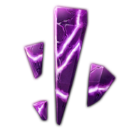 Iron Tomb Crystal Shards
