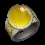 Yellow Tournament Ring