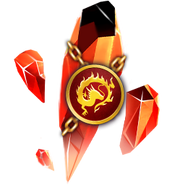 Hand To Hand Combat Crystal Shards