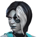 Domino portrait