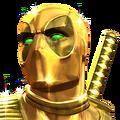 Goldpool portrait