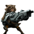 Rocket Raccoon featured