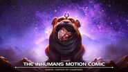 The Inhumans Motion Comic Marvel Contest of Champions