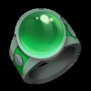 Green Tournament Ring
