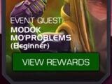 M.O.D.O.K., Mo' Problems