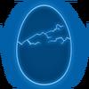HologramCrystal Egg