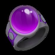 Purple Tournament Ring