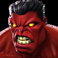 Red Hulk portrait