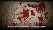 ÆGON, THE FORSAKEN MOTION COMIC Marvel Contest of Champions