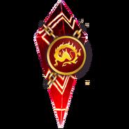 Grandmaster Hand To Hand Combat Crystal