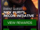 Nick Fury's Recon Initiative