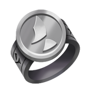 Gray Tournament Ring