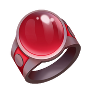 Red Tournament Ring