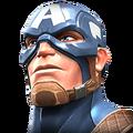 Captain America WWII portrait
