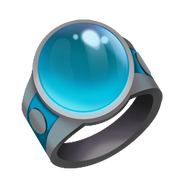 Light Blue Tournament Ring
