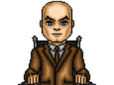 Professor X (Charles Francis Xavier)
