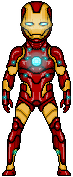 Ironman-avengers shattered heroes by geekinell-d4lu7ca