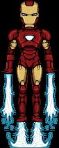 Ironman 2 micro by diablophenom-d4fdqqm
