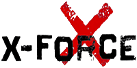 Logo x-force