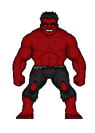 Red Hulk (Thaddeus Ross)