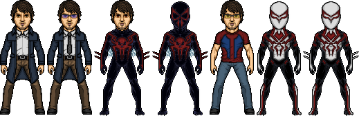 Miguel O'Hara ( Spider man 2099)
