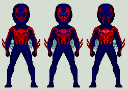 Spiderman 2099-4