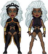 Storm Original & Morlock Leader