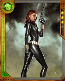 [Secret Agent] Black Widow