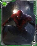 Proportionate Strength of a Spider Spider-Man