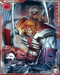 [Family Resemblance] Omega Red