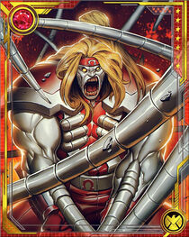 [Family Resemblance] Omega Red+