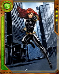 [Red in the Ledger] Black Widow